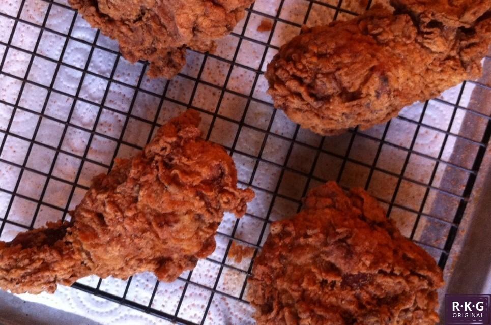 How To Fry Buttermilk Fried Chicken Rebecca Gordon Buttermilk Lipstick