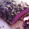 garlic-rosemary flank steak